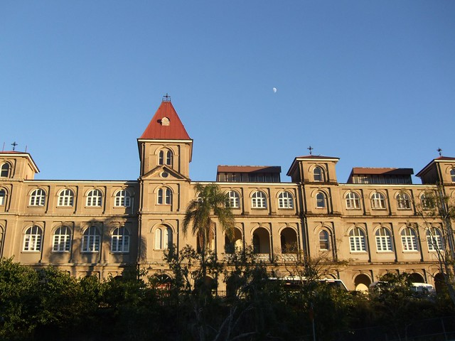 Header of All Hallows' School
