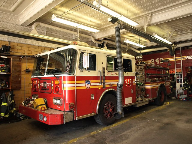E243e Fdny Engine 243 Bensonhurst Brooklyn New York
