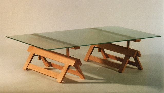 Table basse mini tr teaux flickr photo sharing - Table basse merisier ...