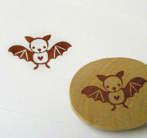 New Bat Stamp