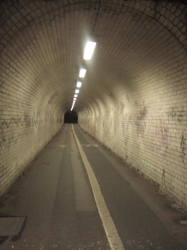 LEEMAN ROAD TUNNEL
