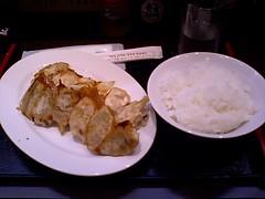 2008.12.9の夕方ご飯