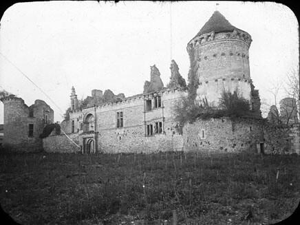 Château, Assier, Lot