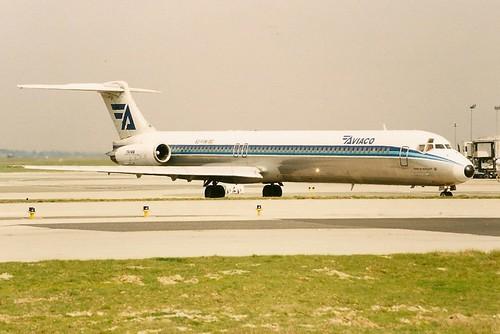 Aviaco MD88 EC-FGM