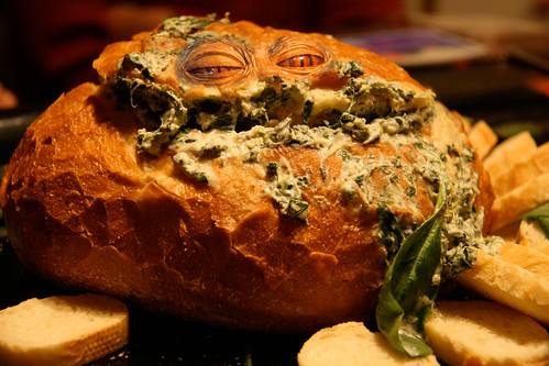 Jabba the Spinach Dip