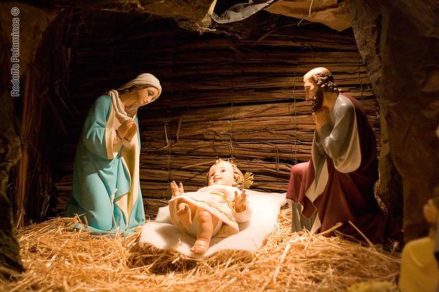 Navidad 2008 - Nacimiento de Jesús