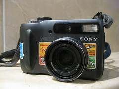 Sony Cybershot DSC-S85 by Mr.FoxTalbot