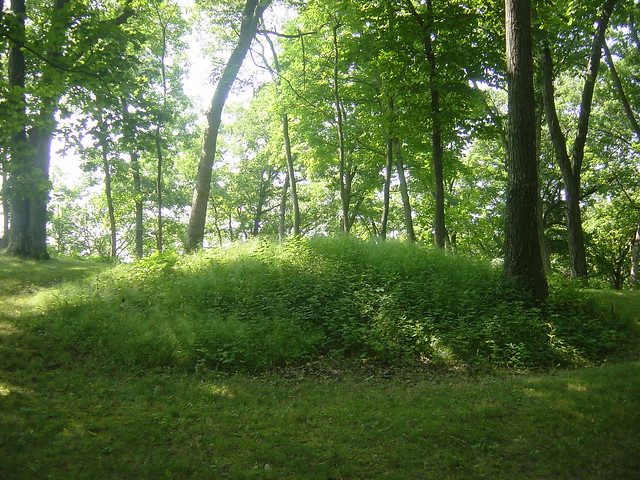 Indian burial mounds indian burial mound flickr photo sharing for Affordable furniture marksville la