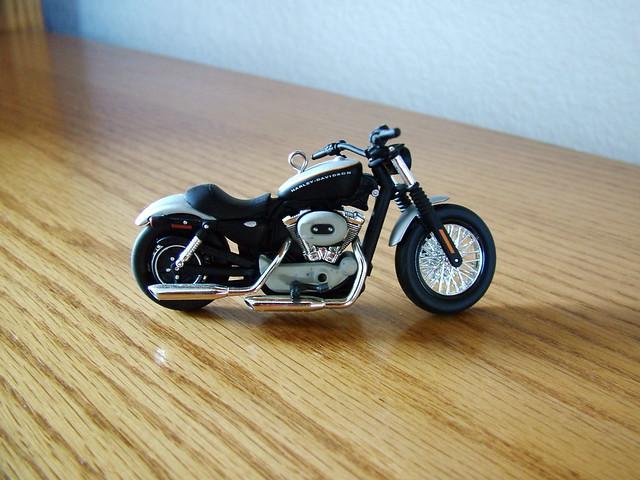 Harley Davidson Hallmark Ornament