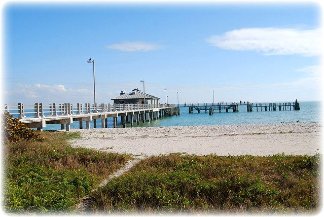 Fort de soto park bay fishing pier st petersburg for Fort desoto fishing pier