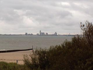 Westerschelde Estuary, Netherlands