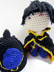 Code Geass: Lelouch Lamperouge