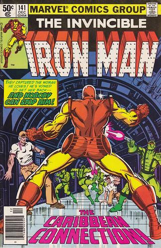 Iron Man 141