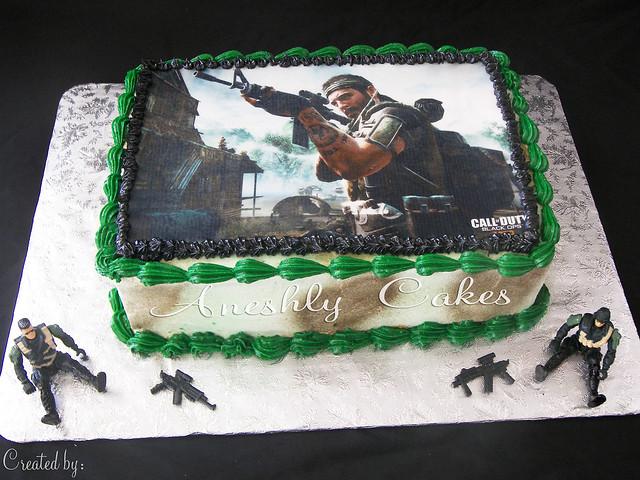 black xbox cakes - photo #40