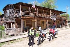 Nevada City Hotel, Nevada, Montana