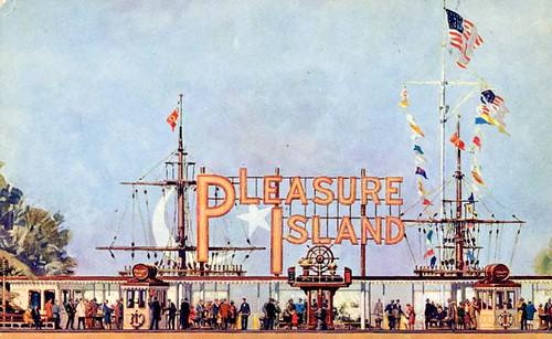pleasure island wakefield ma