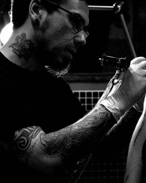 Tattoo design lucky seven tattoo for Lucky seven tattoo