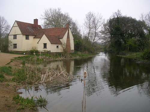Flatford Mill - Willy Lotts' House