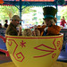 Disney - Mad Hatter Rides the Tea Cups