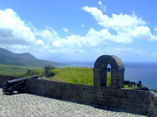 Brimstone Hill Fort, St Kitts