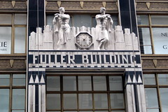 NYC: Fuller Building by wallyg,  on Flickr