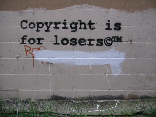 Photo:Copyright is for Losers By:917press