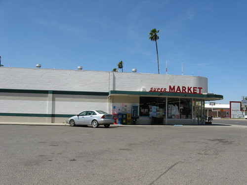 Town and Country Supermarket Chowchilla,CA
