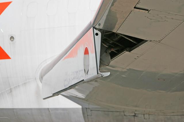 Boeing 727s Krueger Flaps Flickr Photo Sharing