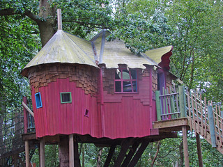 Bewilderwood Treehouse