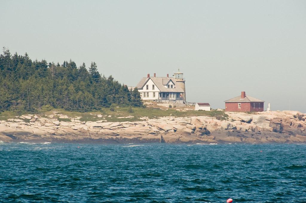Island Road Spruce Head Island Maine