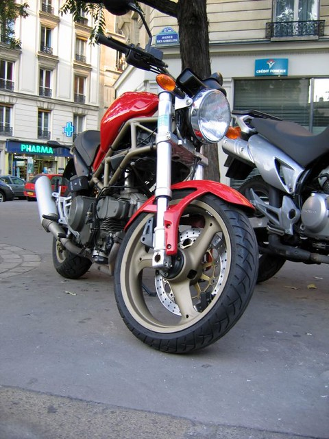 New Ducati Front Fairing