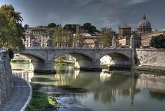Vittorio Emmanuelle II Bridge