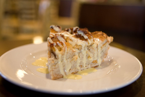 Bread Pudding Pie