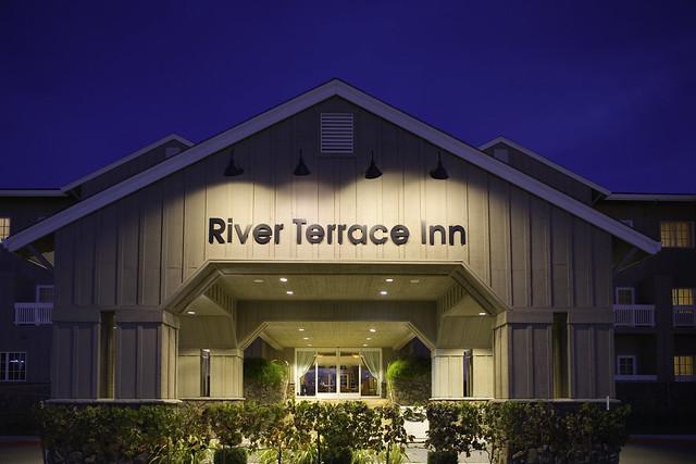 river terrace inn napa valley hotel exterior 4 flickr. Black Bedroom Furniture Sets. Home Design Ideas