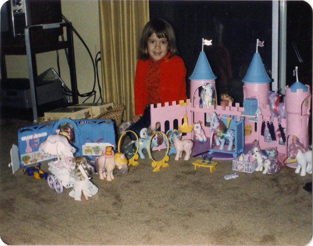 My Little Pony Crazed (1980s)