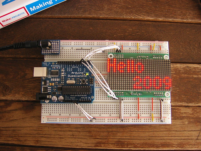 Cool Arduino Projects - a gallery on Flickr