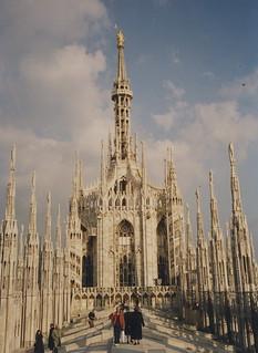 Milano DuomoRoofColor