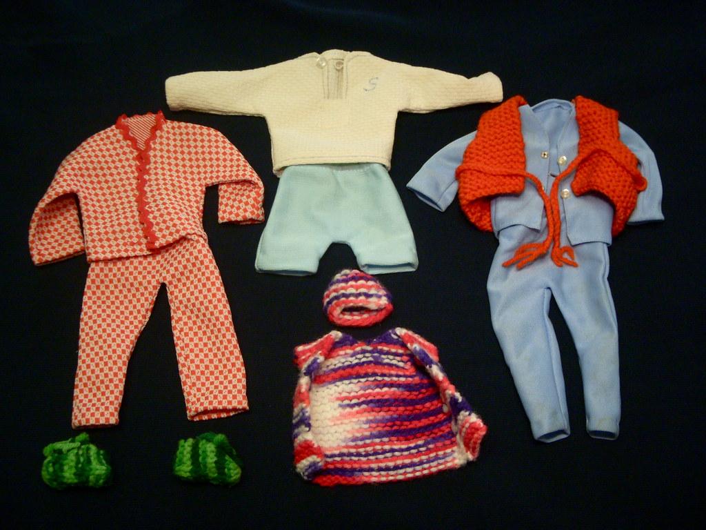 1975 Custom Six Million Dollar Man Clothing