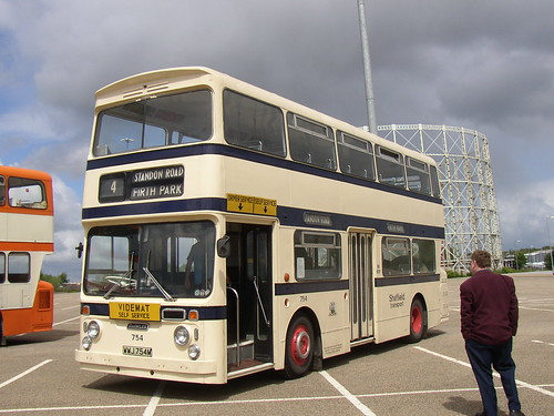 Sheffield Transport Daimler Fleetline