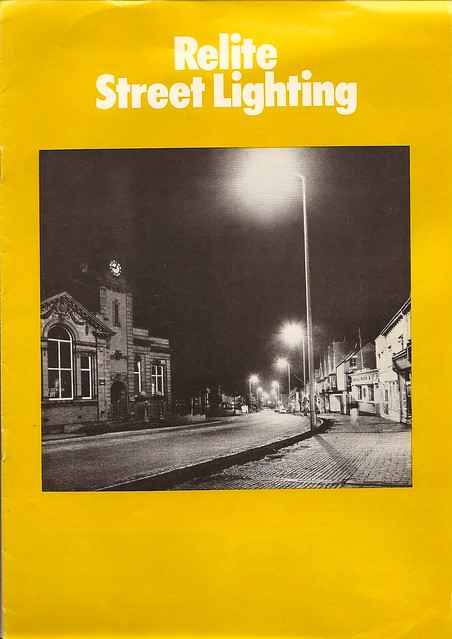 Relite street lighting