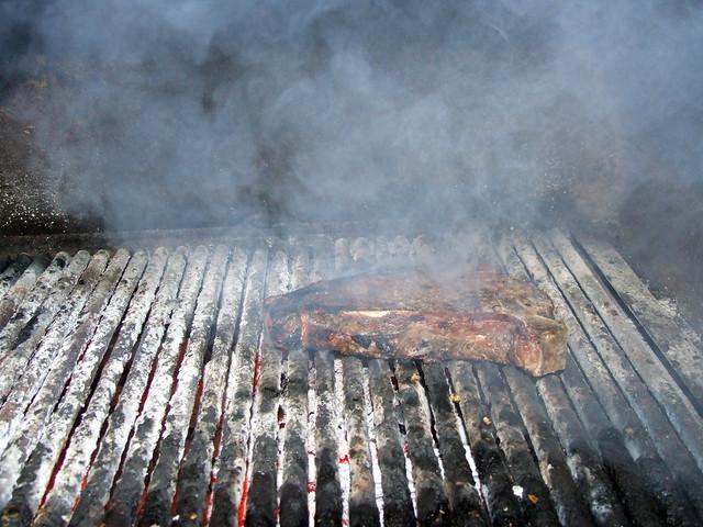 Grill at Hawksmoor