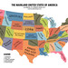 The Mainland United States of America According to Common Sense by alphadesigner