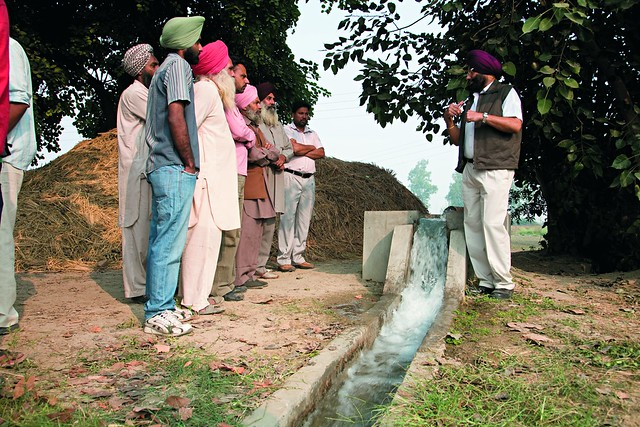 Water management in India
