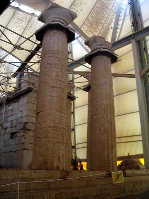 Temple of Apollo Epikourios, Bassae  Flickr - Photo Sharing!