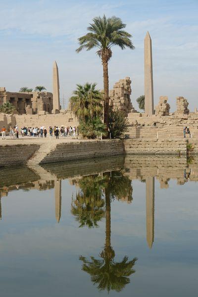 Templo de Karnak Templos a la orilla del río Nilo en Egipto - 2473732867 73469a1922 o - Templos a la orilla del río Nilo en Egipto