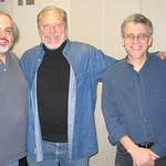 Jorma Kaukonen at WFUV with Darren DeVivo