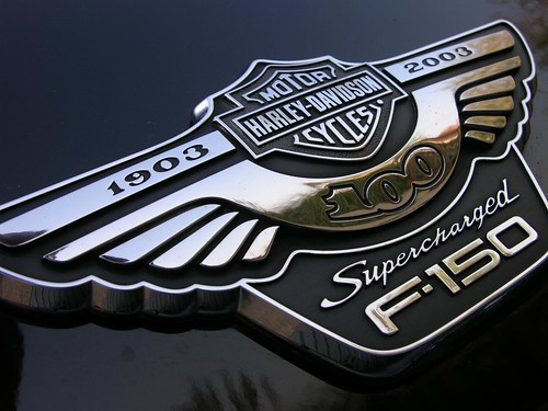 F150 HARLEY DAVIDSON