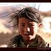tibetan-girl-hair-blowing