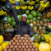 Fruit stall in Gulshan - Dhaka, Bangladesh by Maciej Dakowicz