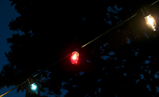 Les lumières de la fête I
